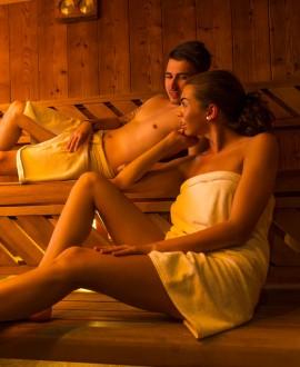 Espace privatif - sauna, hammam, spa 1h30/2 pers