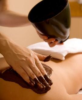Massage du corps sweet chocolate ou spéculoos 60 minutes