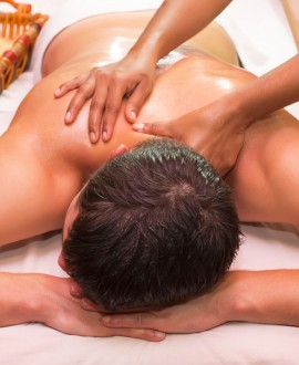 Massage relaxant aux huiles précieuses d'orient 1h