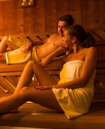 Espace privatif - sauna, hammam, spa 2h/2 pers