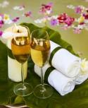 Formule DUO st Valentin + Demi Champagne