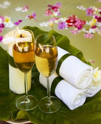 Espace Privatif - sauna, hammam, spa 2h/2 pers + bouteille de champagne